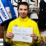 Ke kampani se připojil i kapitán týmu Petr Čajánek (copyright ©2013 Patrik ZELENICKÝ all rights reserved www.patrikzelenicky.net)