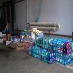 Věci darovali i lidé ve Vlčnově, kde sbírku koordinovali místní dobrovolní hasiči.